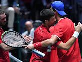 Servië buigt scheve situatie om en wint ATP Cup