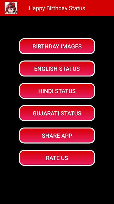 Happy Birthday Status & Wishes Images APK 7 0 Download - Free