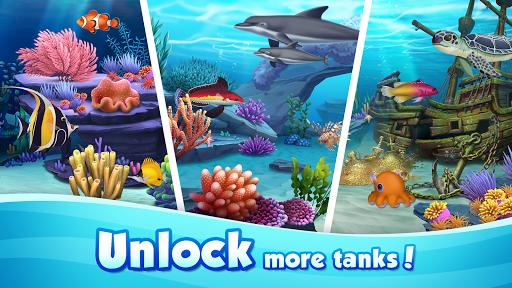 Aqua Blast: Fish Matching 3 Puzzle & Ball Blast 1.3.4 screenshots 3