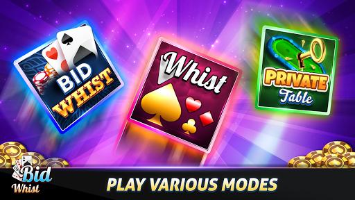 Bid Whist Free u2013 Classic Whist 2 Player Card Game screenshots 5