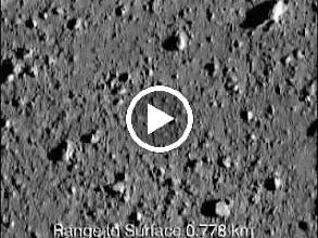 Video: ยานอวกาศเนียร์ลงสำรวจดาวเคราะห์น้อยเอรอส (4.9 MB)