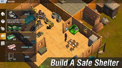 The Outlived: Zombie Survival 1.0.12 screenshots 2