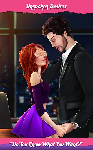 Alpha Human Mate Love Story Game for Girls screenshots 2