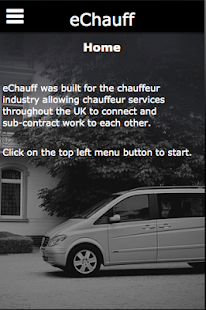 eChauff- screenshot thumbnail