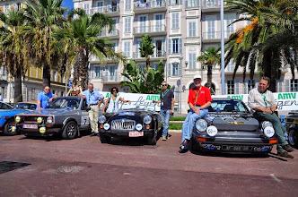 Photo: Le team Automag.be au grand complet à l'arrivée. Bravo les Belges !