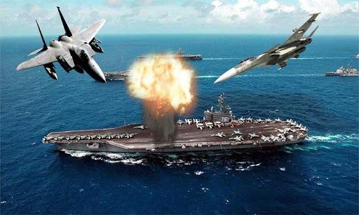空気および海の海軍戦争