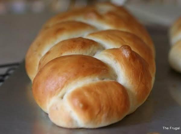 Bread Braid Recipe