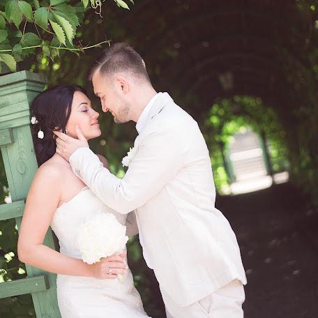 Fotógrafo de bodas Anna Zaugarova (azphoto). Foto del 18.07.2016