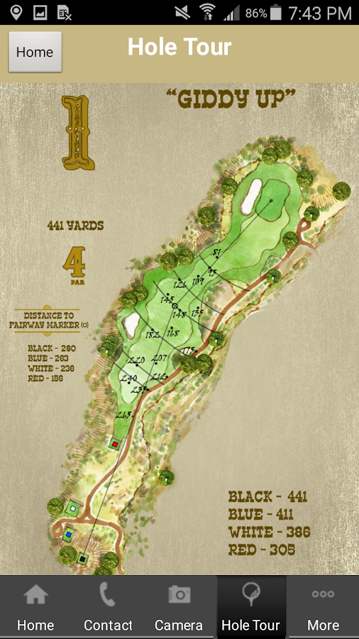 Wickenburg Ranch Golf Club- screenshot