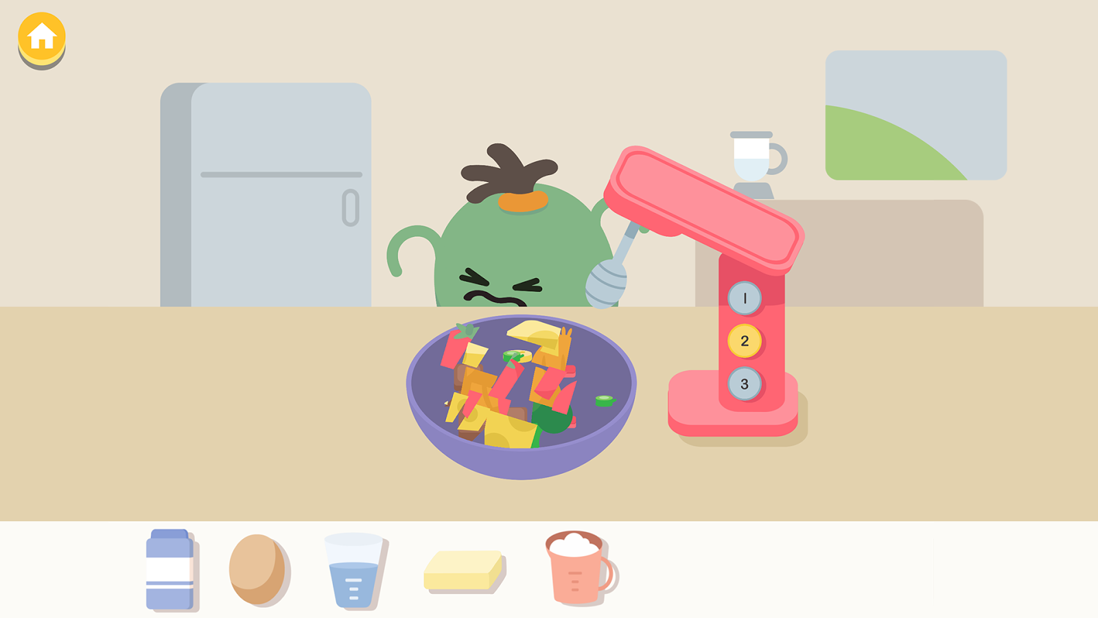 Dumb Ways JR Boffo's Breakfast- screenshot