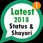 Latest Status & Shayari 2018 Icon