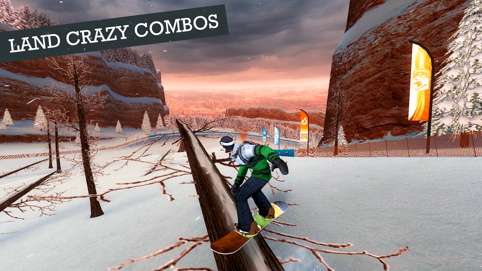 Snowboard Party 2- screenshot