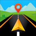 GPS Navigation & Tracker: Route Finder icon