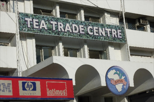 The East Africa Tea Trade Center on Nyerere Avenue, Mombasa