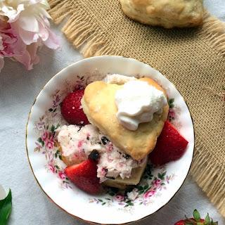 The Best Strawberry Shortcake Recipe