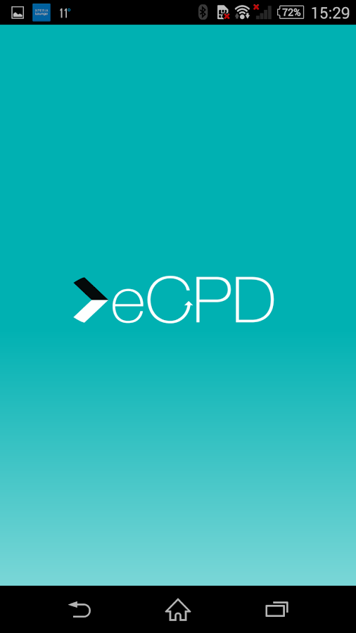 eCPD- screenshot