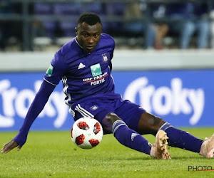 Anderlecht en passe de trouver une porte de sortie à son flop Bubacar Sanneh