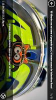 Screenshot of Mediaset MotoGP