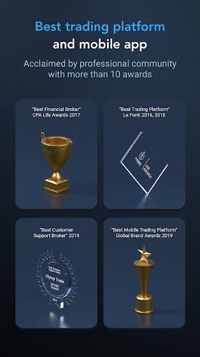 Olymp Trade – Online Trading App screenshot 3