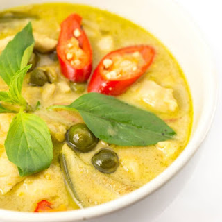 Light Green Snapper Curry