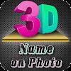 3D Name art Maker - 3D Stylish Text on Photo APK