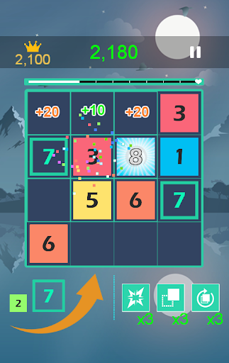 Number Merge 2.73 screenshots 2