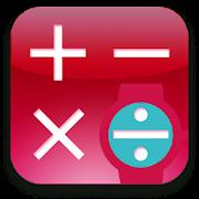 Pocket Calculator with wear