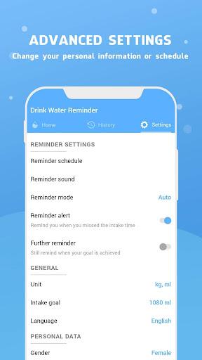 Water Reminder screenshot 7