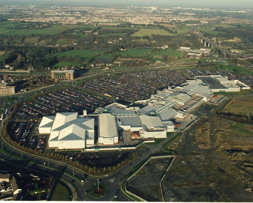Photo Liffey Valley Shopping Centre