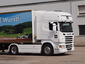 Photo: Metten macht die Wurst :-) SCANIA R480   >>> www.truck-pics.eu <<<