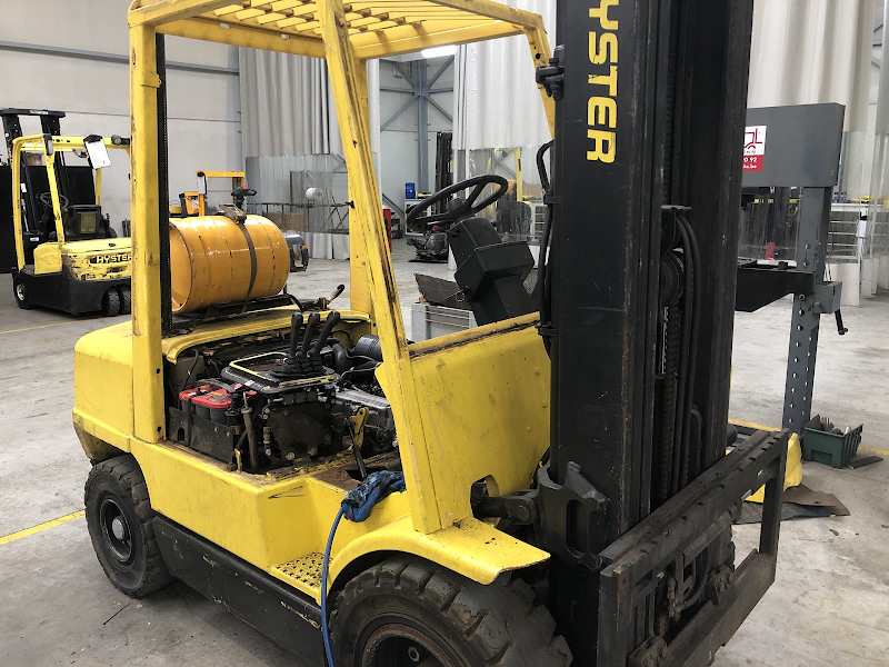 Picture of a HYSTER H3.00XM