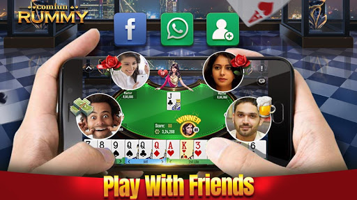 Indian Rummy Comfun-13 Card Rummy Game Online apkpoly screenshots 3
