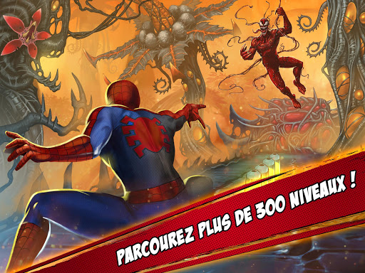 MARVEL Spider-Man Unlimited  captures d'écran 2