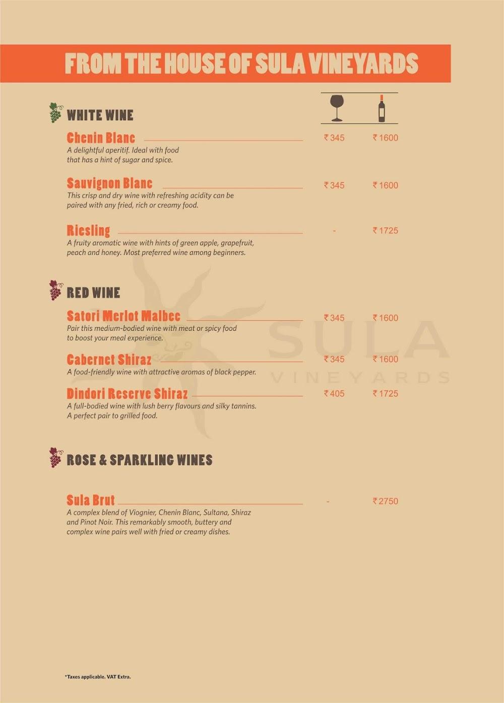 Barbeque Nation menu 2
