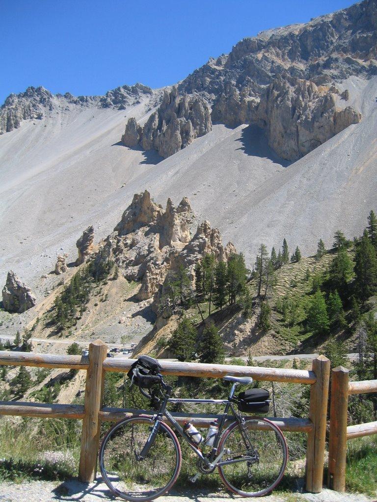 Photo: Col de la Platrière (Hautes-Alpes), 2220 m, le 16 juillet 2008