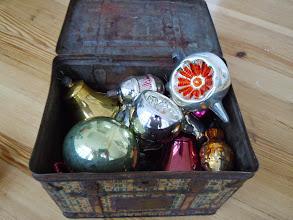 Photo: елочные игрушки 50-60-х годов ХХ века от Алены Ивановны Нетудыхаты