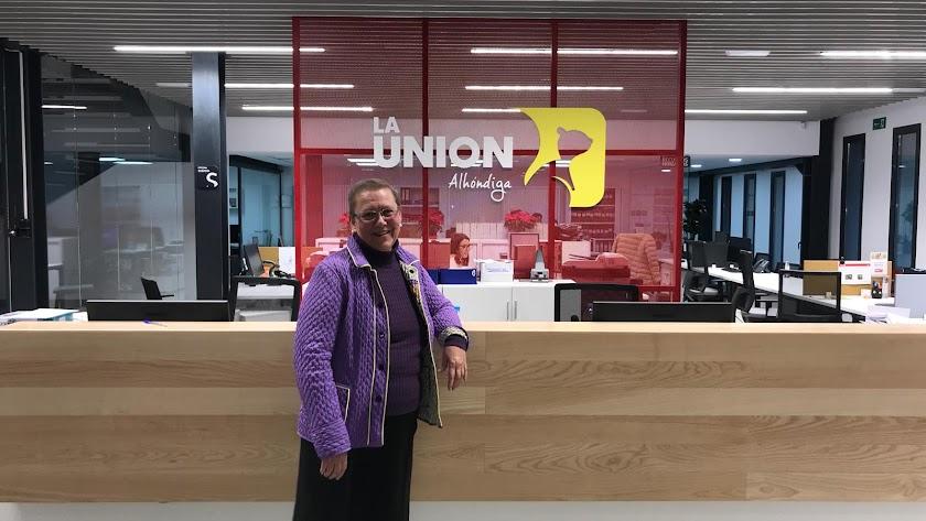 La presidenta de La Unión, mejor empresaria del año para Caixabank