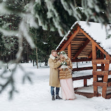Wedding photographer Ekaterina Khomich (KHomich). Photo of 22.01.2017