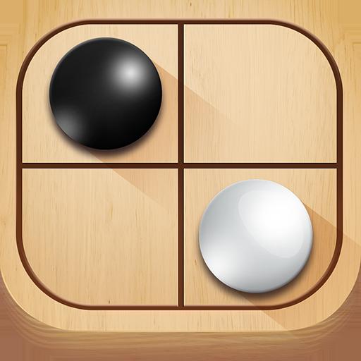 五子棋大戰 棋類遊戲 App LOGO-硬是要APP