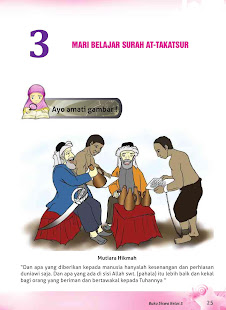 Download Buku Siswa Kelas 3 MI Qur'an Hadis Revisi 2016 For PC Windows and Mac apk screenshot 5