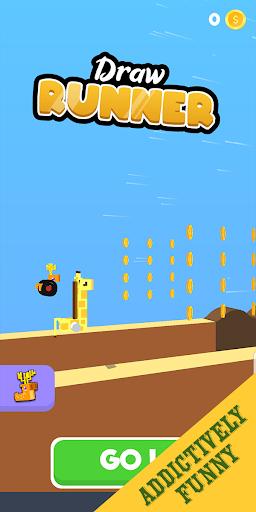 Télécharger Draw Runner apk mod screenshots 1