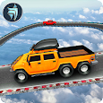 Truck Racing Stunts: Impossible Track Game apk