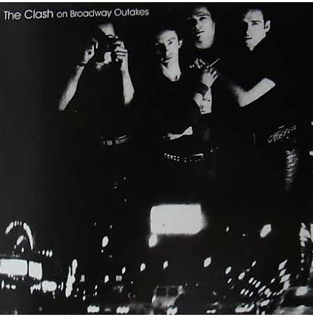 LP - The Clash - On Broadway Outakes