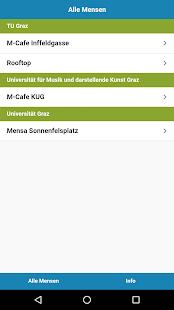 Mensa Graz - náhled