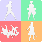Guess the Naruto Character Quiz icon