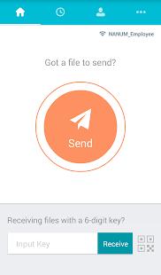 Send Anywhere (File Transfer)- screenshot thumbnail