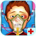 Ambulance Surgery Simulator 3D icon