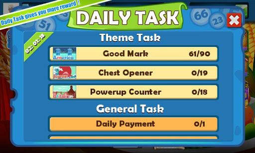 Bingo Fever - Free Bingo Game screenshot 12
