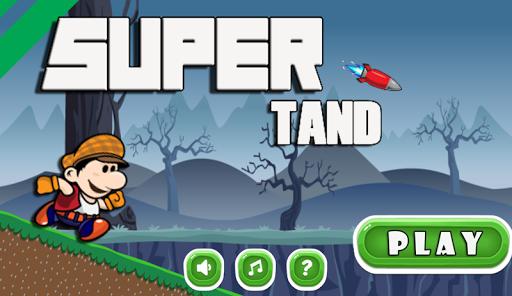 Super Tand Aventures