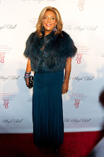 Photo: Denise Rich at The 2012 Angel Ball charity event in New York City, New York on October 22, 2012.  Is this dress your favorite?  SEE Cavalli's latest show: http://youtu.be/YCHpHQvxzCs